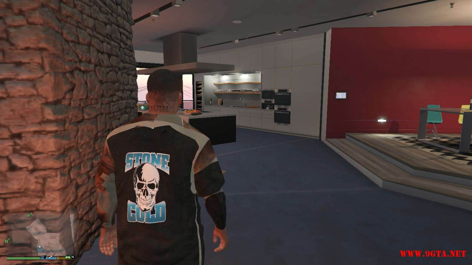 WWE Stone Cold Steve Austin Shirt GTA5 Mods (4)