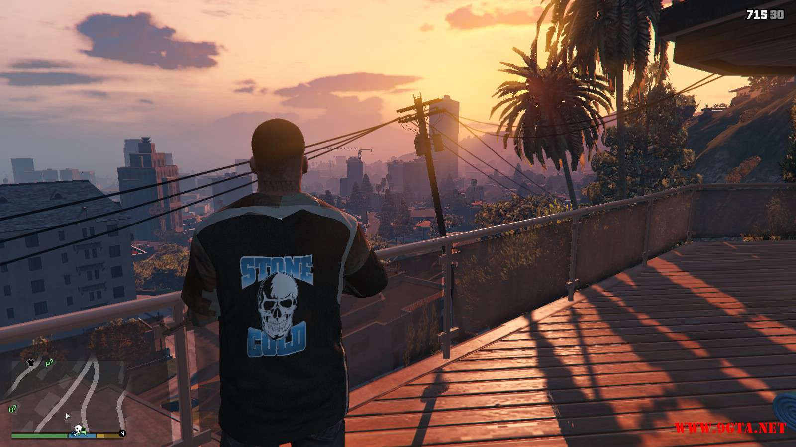 WWE Stone Cold Steve Austin Shirt GTA5 Mods (6)