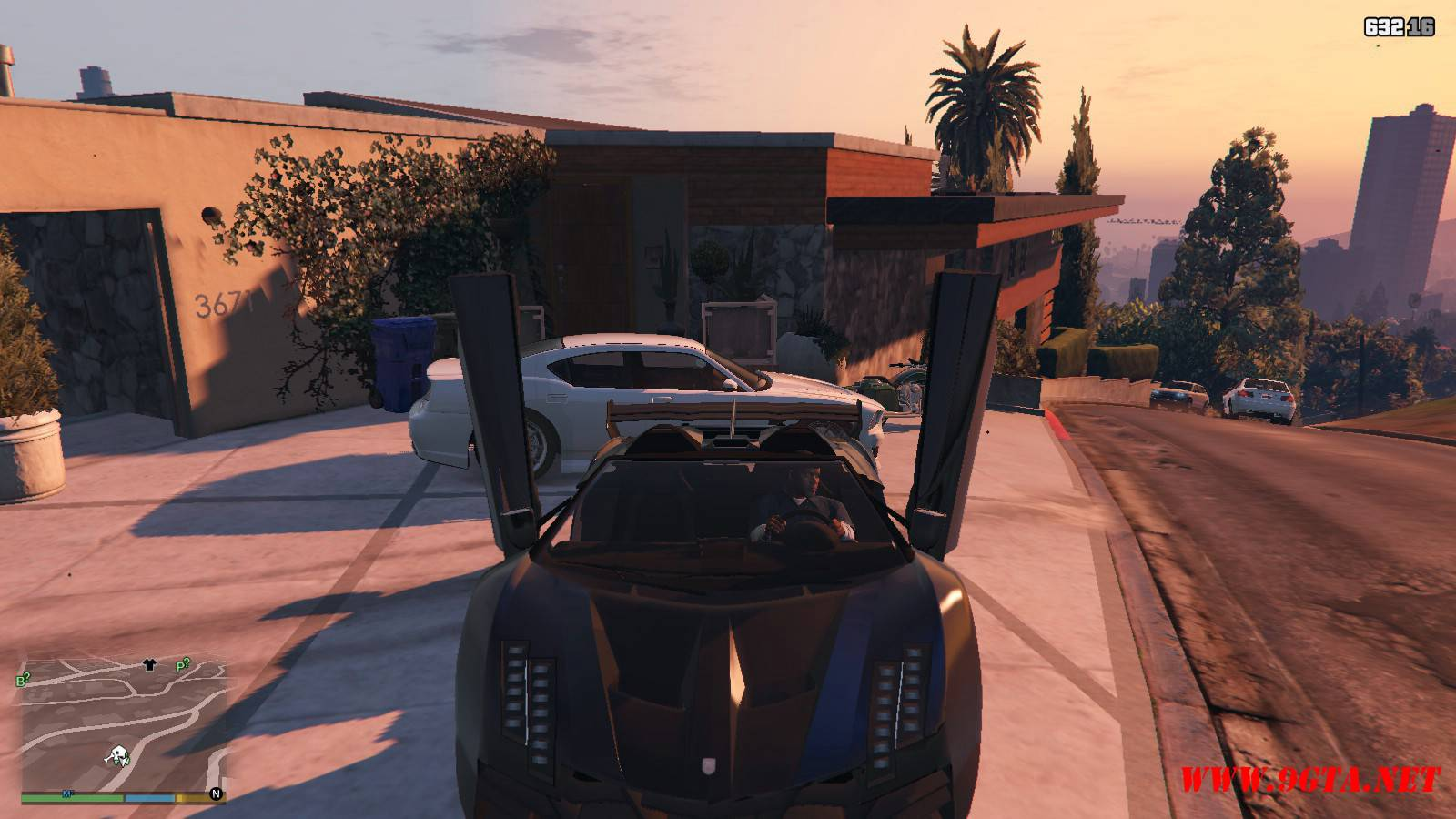 Pegassi Zentorno Roadster Mod For GTA5 (14)