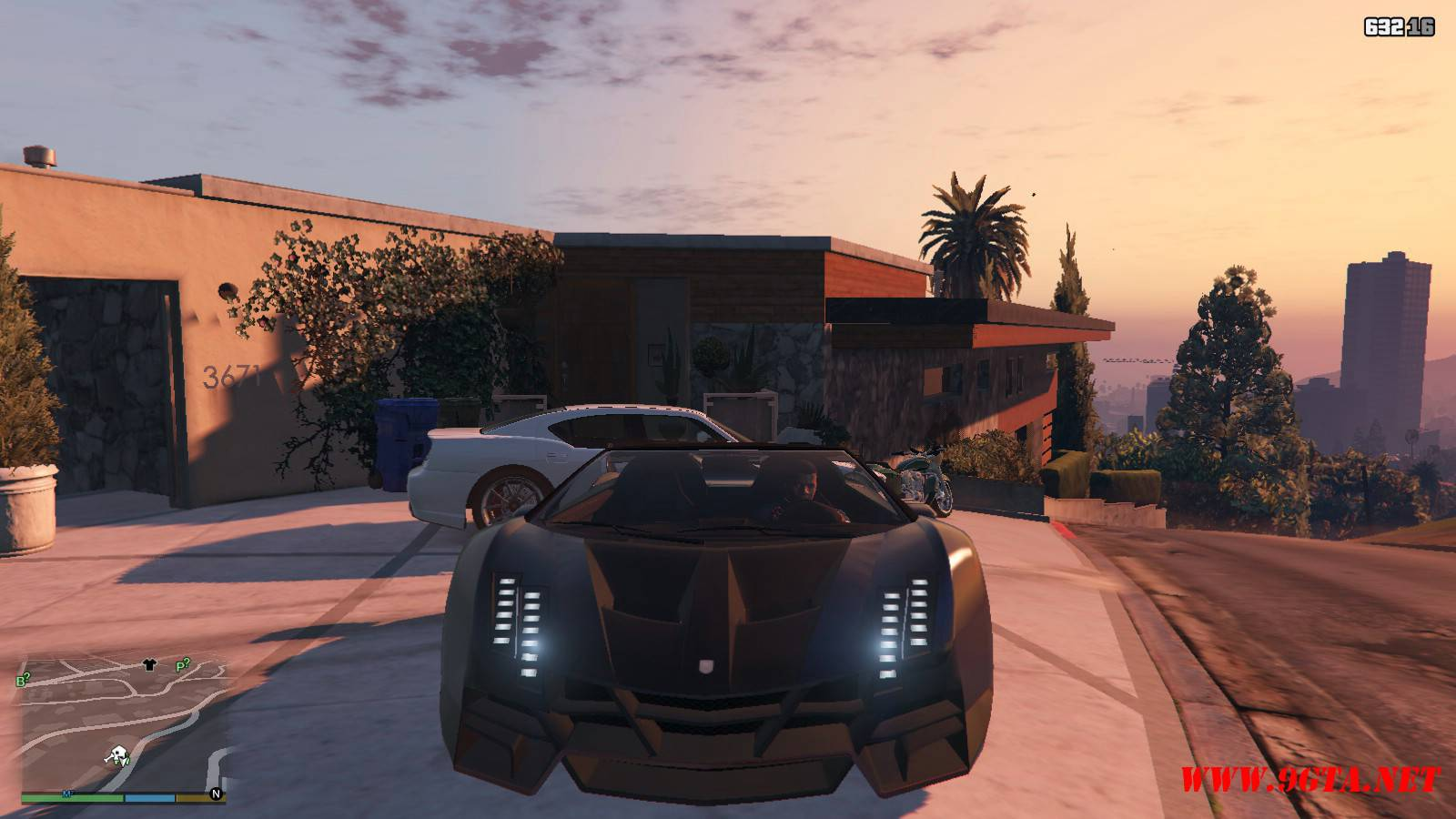 Pegassi Zentorno Roadster Mod For GTA5 (8)