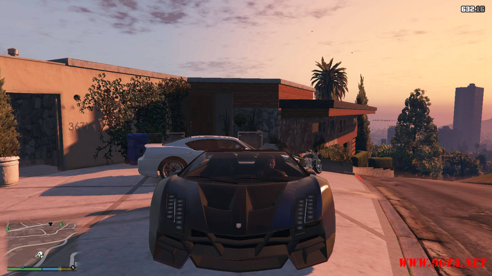 Pegassi Zentorno Roadster Mod For GTA5 (9)