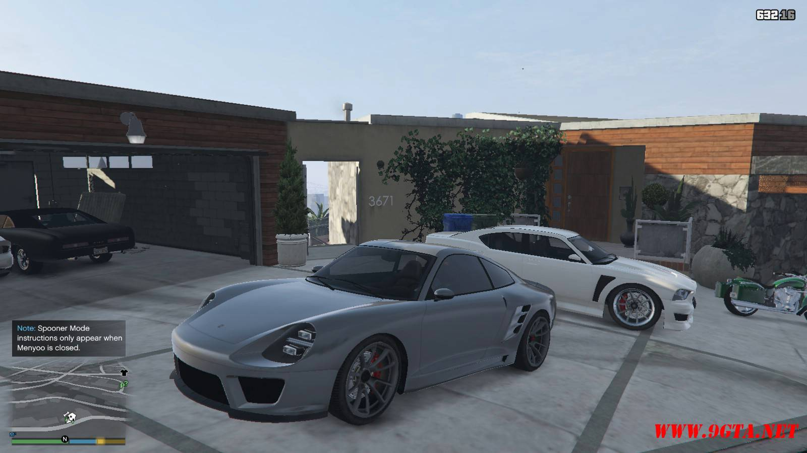 Pfister Comet R Mod For GTA5 (1)