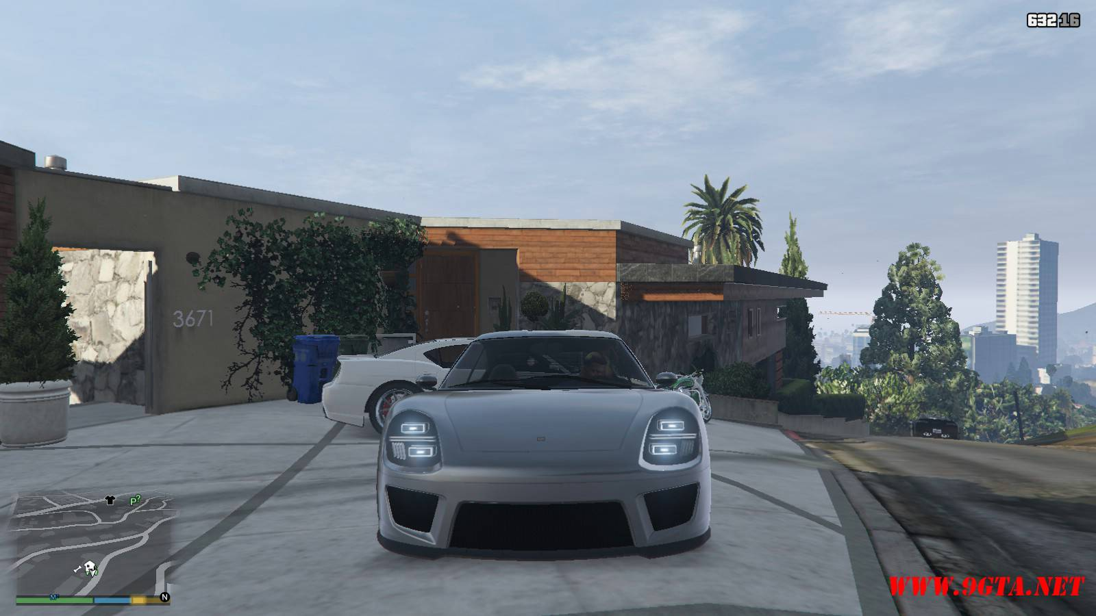 Pfister Comet R Mod For GTA5 (11)