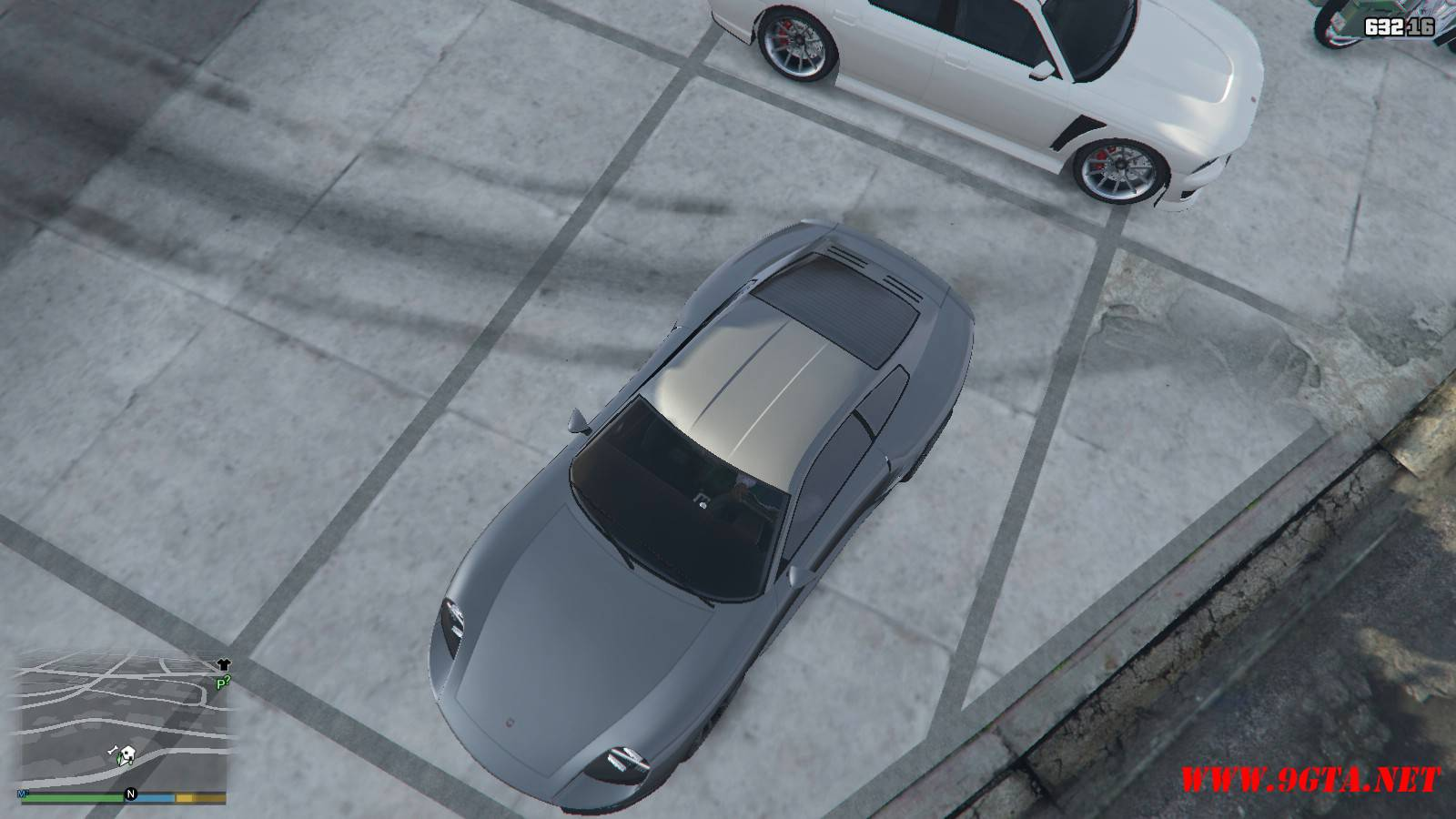 Pfister Comet R Mod For GTA5 (14)