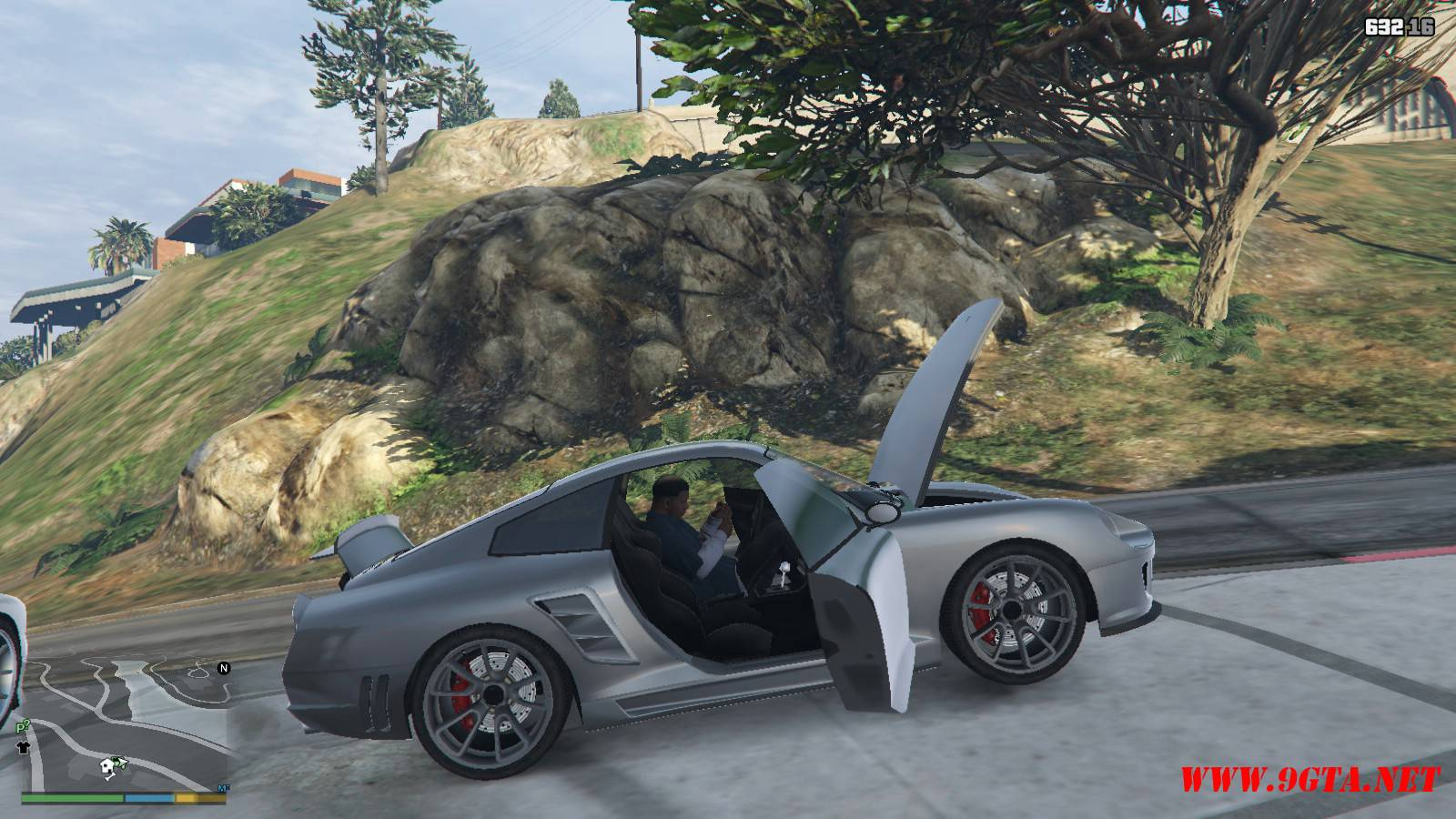 Pfister Comet R Mod For GTA5 (17)