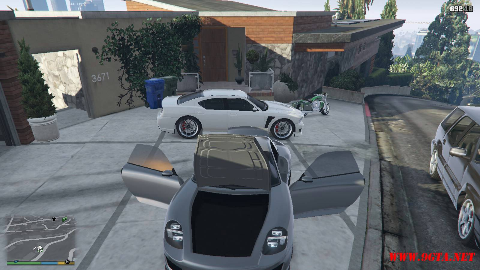 Pfister Comet R Mod For GTA5 (18)