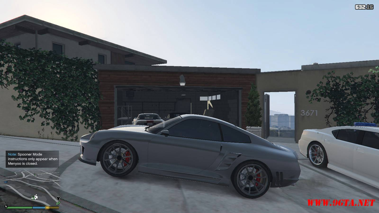 Pfister Comet R Mod For GTA5 (2)