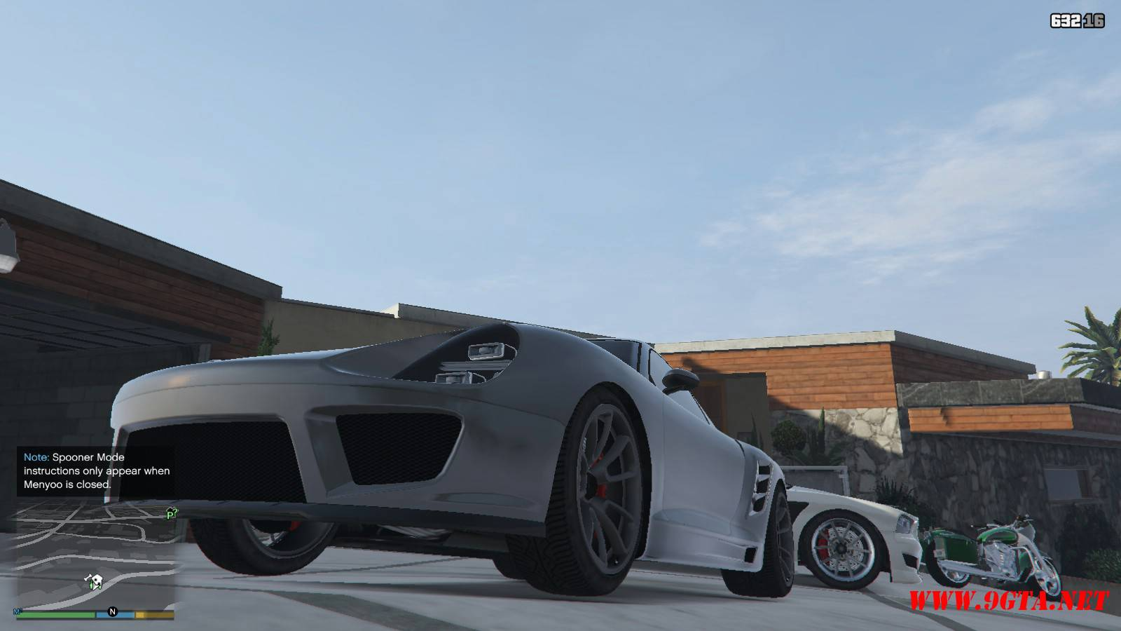 Pfister Comet R Mod For GTA5 (4)