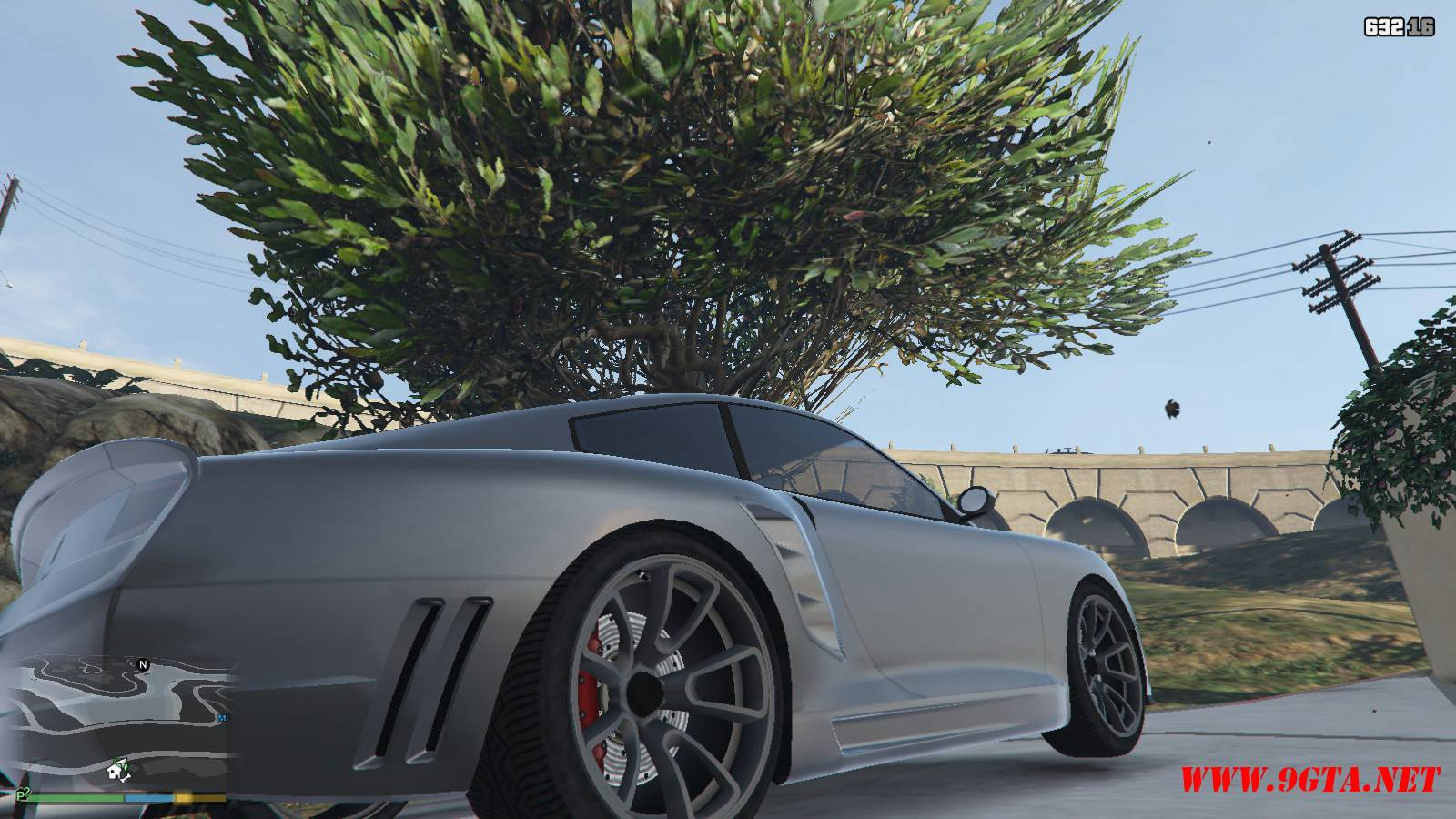 Pfister Comet R Mod For GTA5 (7)