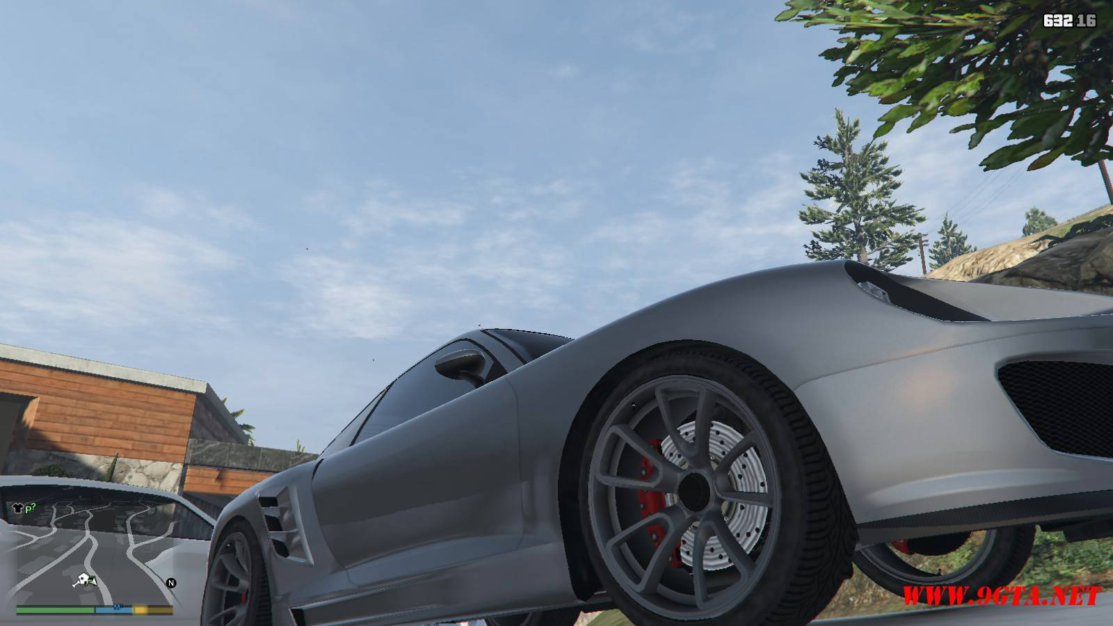 Pfister Comet R Mod For GTA5 (9)